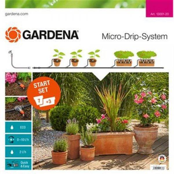 Gardena Gard MDS Start-Set Pflanztöpfe M 13001 | 13001-
