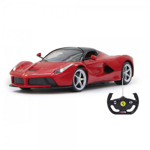 Jamara RC Ferrari La Ferrari 1:14 rot 40MHz Tür manuell