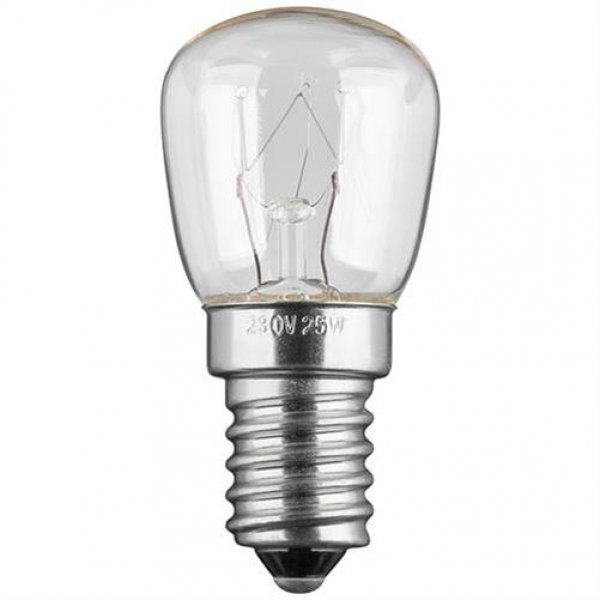 Wentronic L-Kühlschranklampe E14 - 15W - 230V AC Kühlsc # 9742