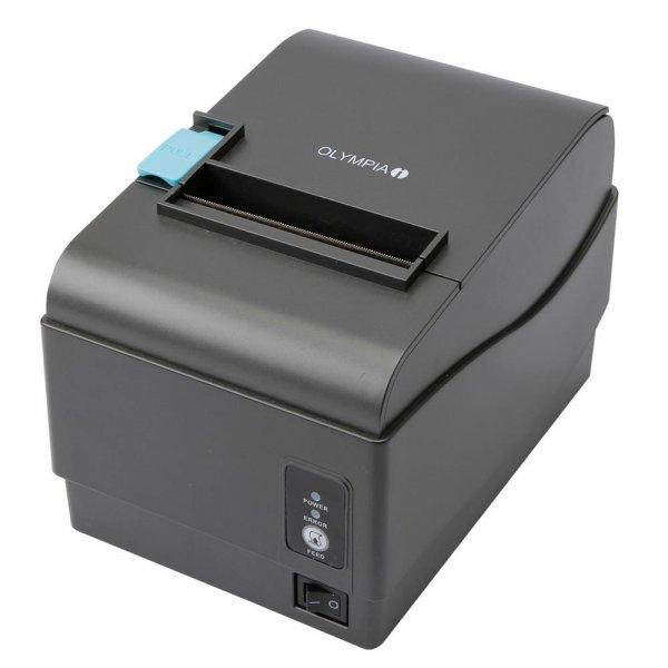 Olympia KPR 80 Kassendrucker Küchendrucker 80mm anthrazit Thermodruck #947990045