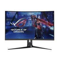 ASUS ROG Strix XG32VC 80,01 cm 32 Zoll Curved Gaming Monitor WQHD 170Hz Display HDR400 1ms schwarz