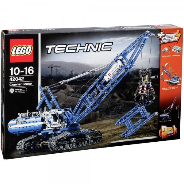 Lego Technic 42042 - Seilbagger