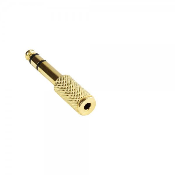 Good Connections AD-3563MG Audio-Adapter 6,35mm > 3,5mm