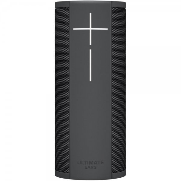 Ultimate Ears MEGABLAST Graphite Grau Schwarz tragbarer WLAN/Bluetooth-Lautsprecher