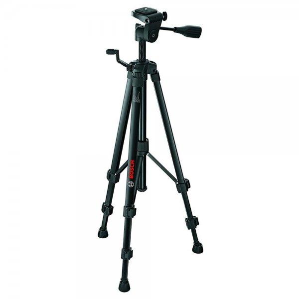 Bosch 0601096B00 Baustativ BT 150 Dreibein 3 Bein Stativ Dosenlibelle Laser