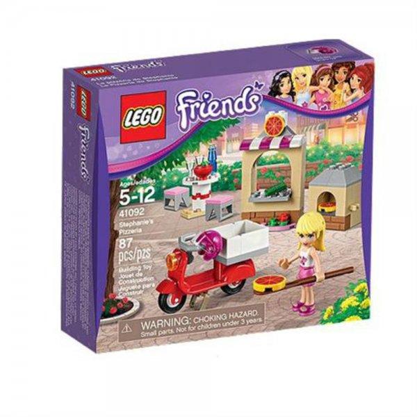 Lego Friends 41092 - Stephanies Pizzeria 5-12