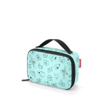 reisenthel thermocase kids cats and dogs mint Kühltasche Brotbox Frischebox Lunchbox Thermobox