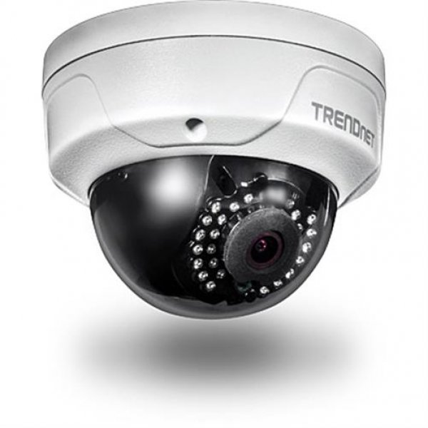 TRENDnet TV-IP315PI 4 MP PoE Tag-/Nacht-Kuppelkamera