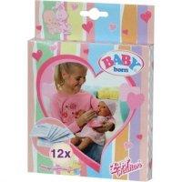 Zapf Creation 779170 - BABY born® Nahrung (12 Stück) Spielzeug Babynahrung NEU