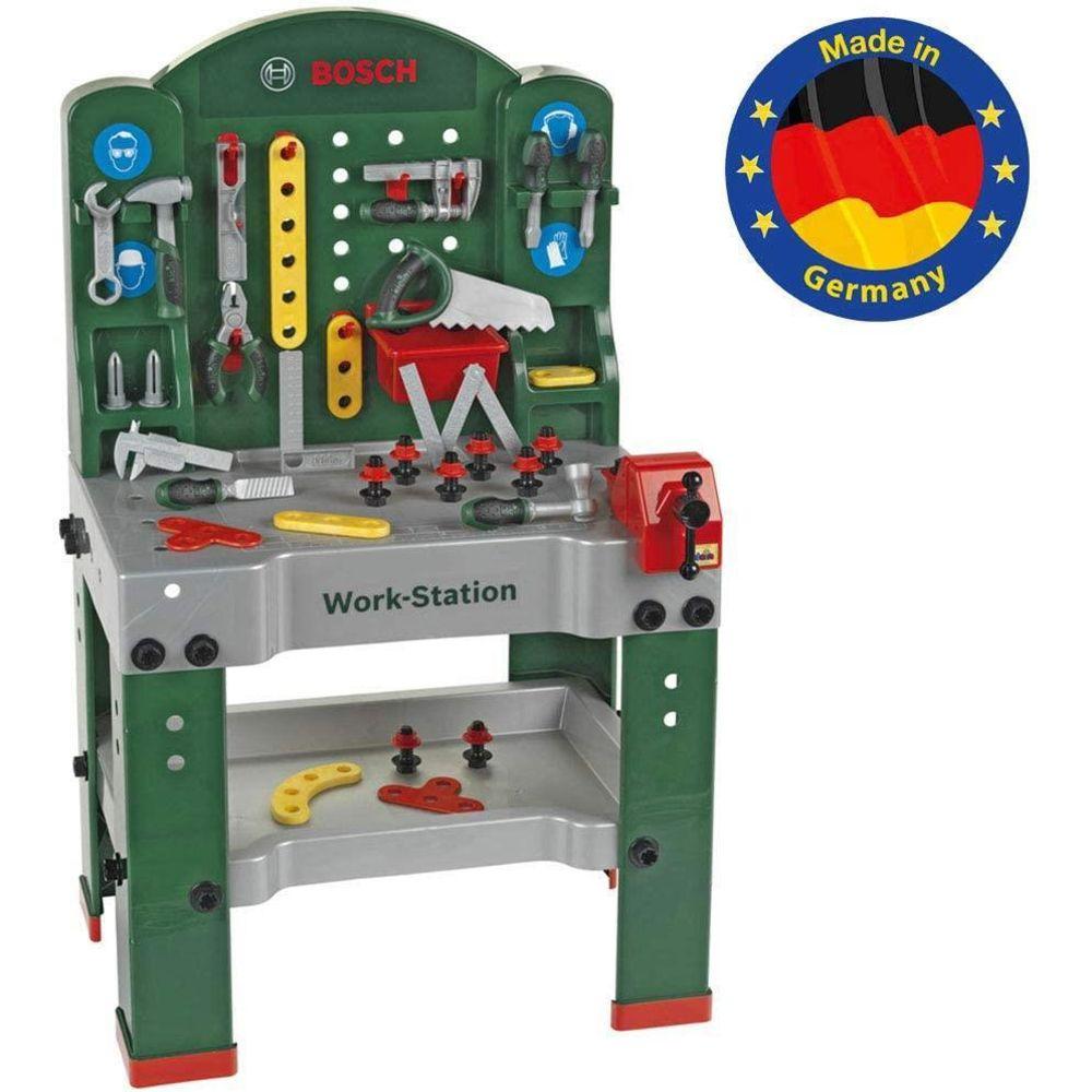 Theo Klein Bosch 8580 - Workstation 60x78cm Spielzeug ...