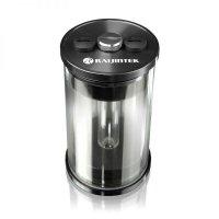 RAIJINTEK RAI-R10 Ausgleichsbehälter 0,2L 100 mm Schwarz/Transparent Wasserkühlung