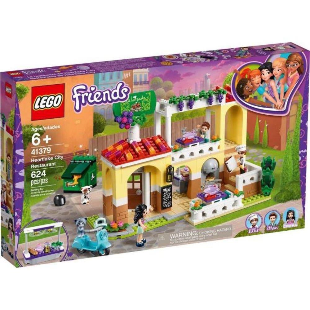 LEGO® Friends 41379 - Heartlake City Restaurant | LEGO ...