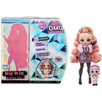MGA L.O.L. Surprise! O.M.G. Winter Chill Big Wig Modepuppe und Madame Queen Puppe 25 Überraschungen