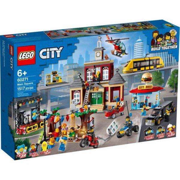 LEGO® City 60271 - Stadtplatz