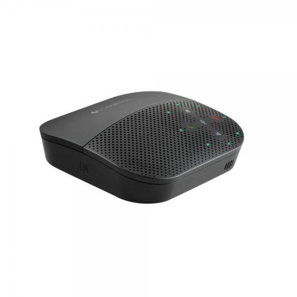 LOGITECH P710e mobile Speakerphone Freisprecheinrichtung Bluetooth USB
