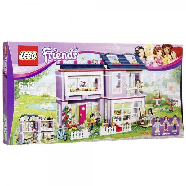 Lego Friends 41095 - Emmas Familienhaus 6-12