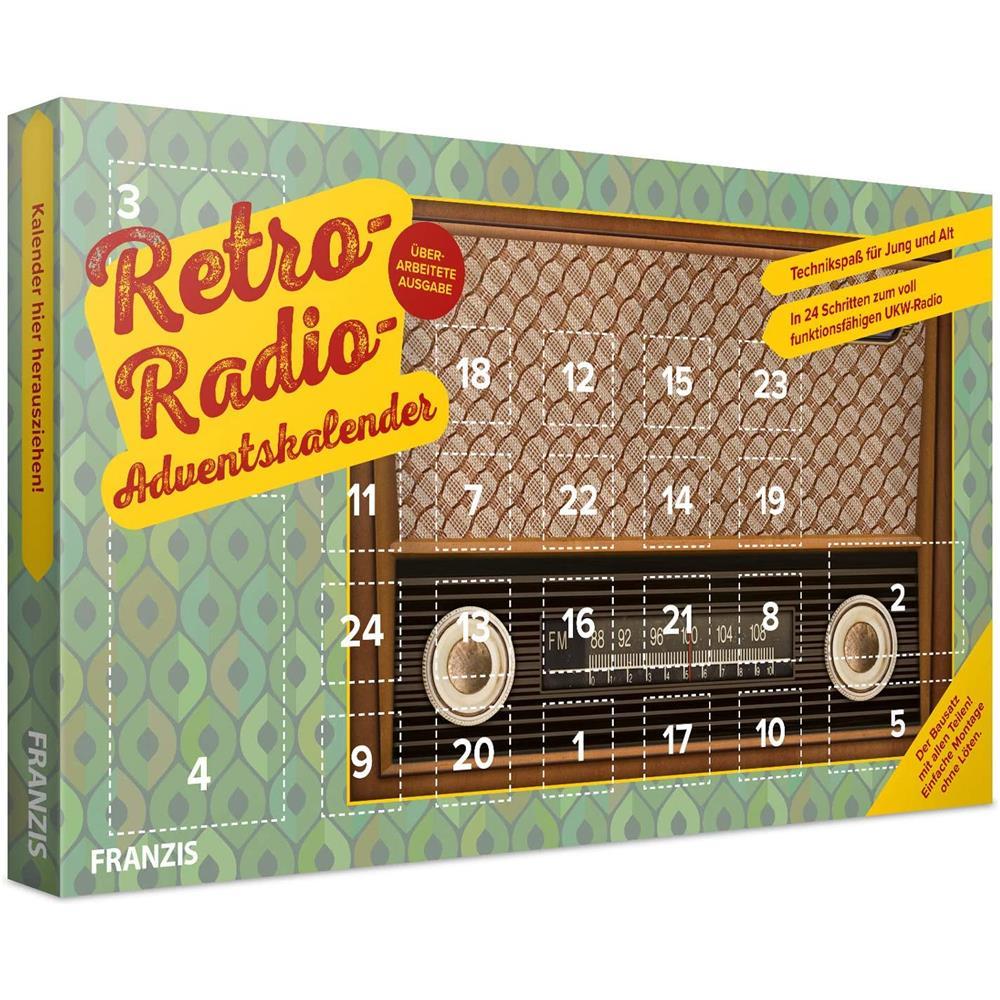 Radio In Adventskalender