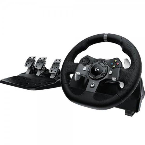 Logitech G920 Driving Force Lenkrad Xbox One UK Version
