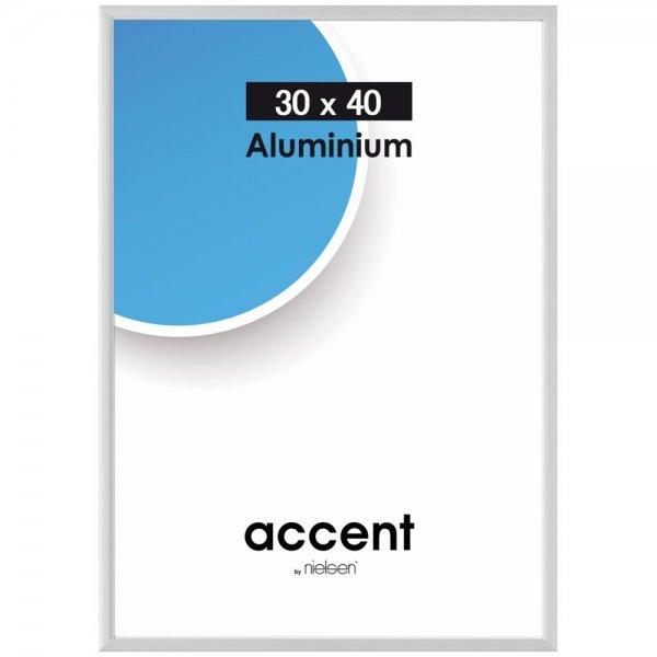 Nielsen Accent 30x40 Aluminium silber matt | 52424