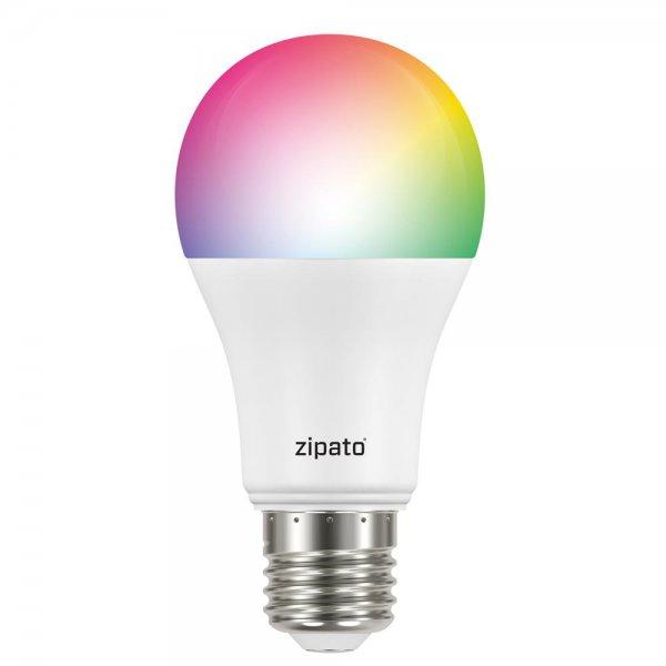 ZIPATO RGBW Bulb 2 E27 Leuchte Lampe | Z-Wave Plus