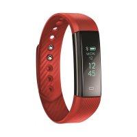 ACME ACT101R Activity Tracker Smart-Armband Schrittmesser rot