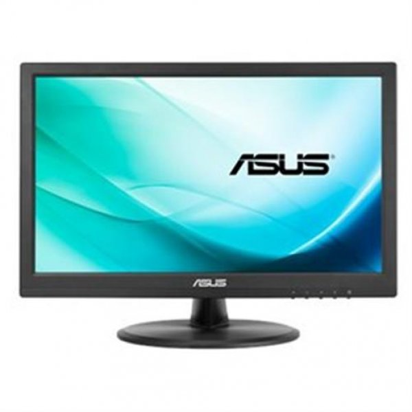 "ASUS VT168N point touch monitor 15.6"" 1366 x 768Pixel Multi-touch Schwarz"
