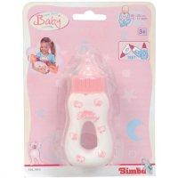 Simba 466965 - Magische Milchflasche New Baby Born Puppen Trinkflasche NEU