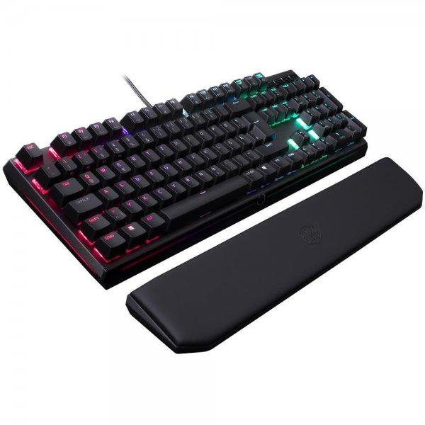 Cooler Master | MasterKeys MK750 | mechanische Gaming Tastatur RGB-Beleuchtung MX brown
