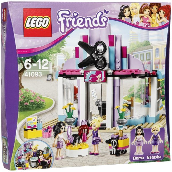 Lego Friends 41093 - Heartlake Friseursalon 5-12