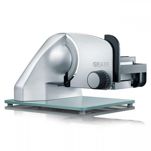 Graef C20EU Classic C 20 Allesschneider 170W leise bruchsichere Glasbodenplatte