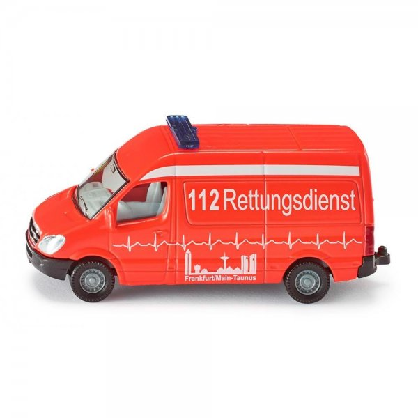 Siku Sortiment I Krankenwagen