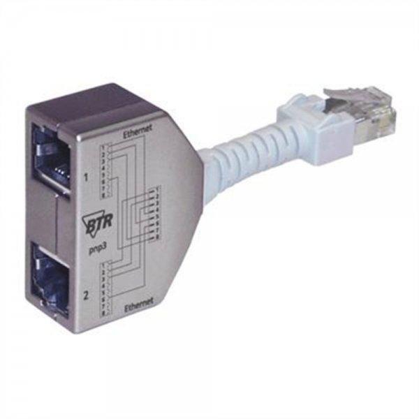 METZ CONNECT BTR Cable Sharing Adapter pnp 3 - Netzwerk # 130548-03-E
