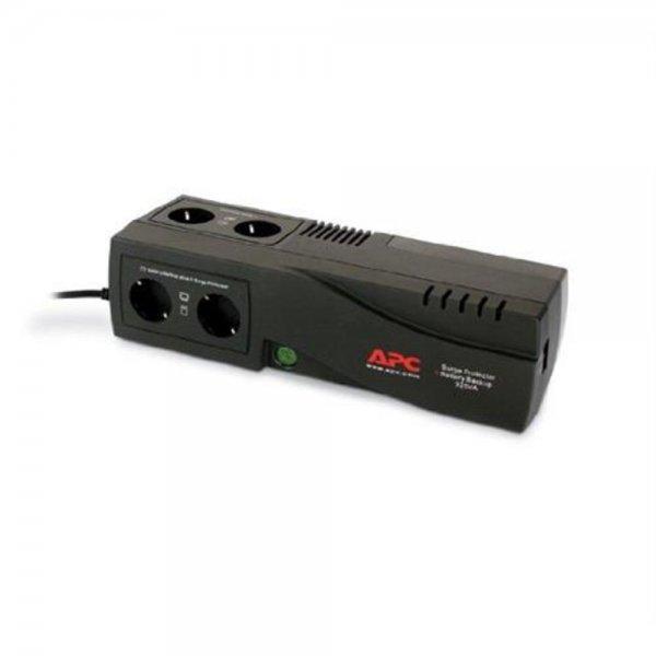 APC BE325-GR SurgeArrest Batterie Backup USV 185W Akku austauschbar Stromausfall