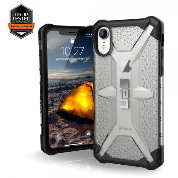 Urban Armor Gear Plasma Case   Apple iPhone Xr   ice (transparent)