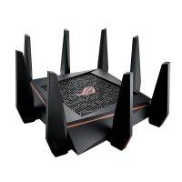 ASUS ROG Rapture GT-AC5300 Tri-Band Gaming-Router VR-Gaming 4K-Streaming