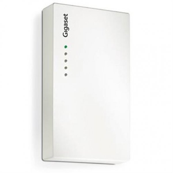 Gigaset N720 IP Pro DECT-Basisstation Gigabit Ethernet VoIP 2,5 mm 200 g Weiß