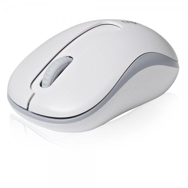 Rapoo M10 - 2.4 GHz optische Wireless Maus weiß