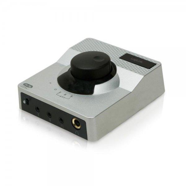 LogiLink Hi-Fi USB Audio Verstärker ® # UA0210