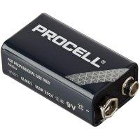 Duracell Batterie Procell 9V E-Block 6LR61 10er Karton