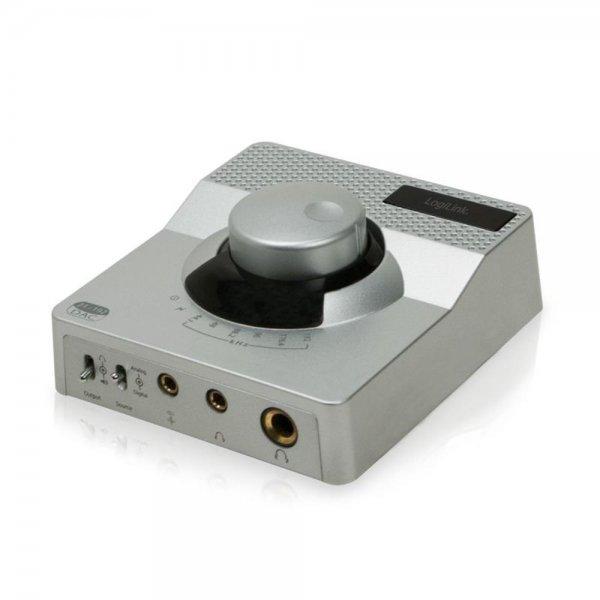 LogiLink Hi-Fi USB DAC Verstärker ® # UA0211