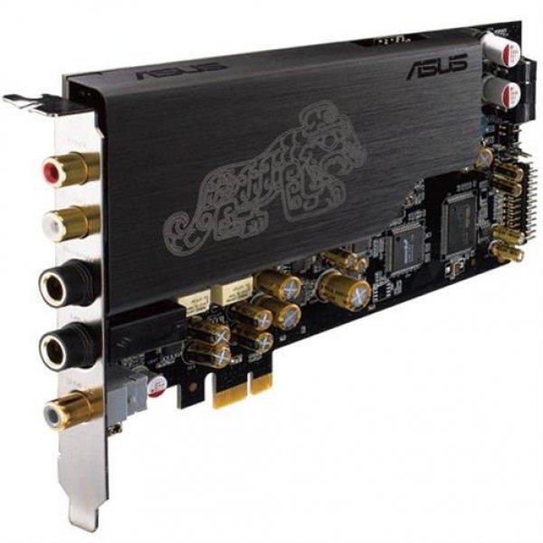 ASUS Essence STX II Soundkarte 600 Ohm 124dB