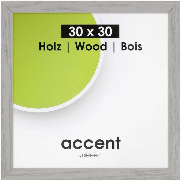 Nielsen Accent Magic 30x30 Holz grau | 9733001