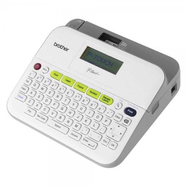 Brother P-touch PT-D400 Beschriftungsgerät 180 dpi 3,5 bis 18 mm TZe-Schriftbänder