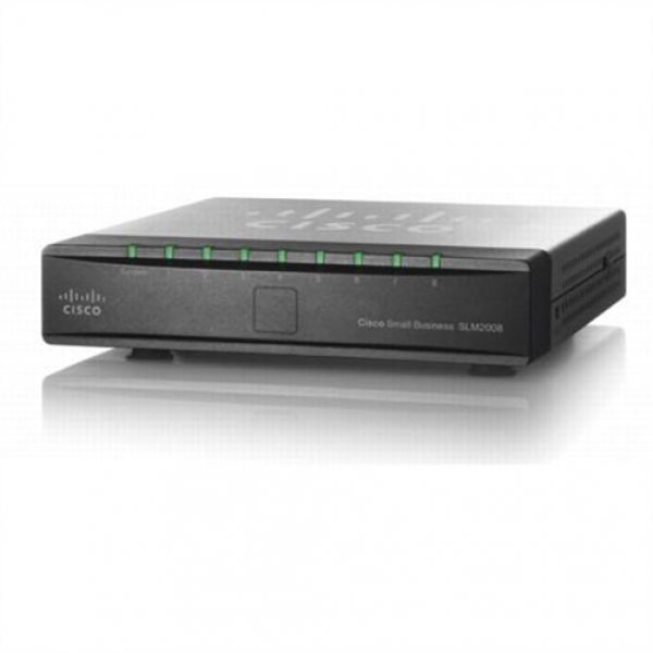Cisco Small Business 200 Series Smart Switch SG200-08P