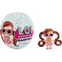 MGA LOL Surprise! Tots Hairvibes Puppe - Mix & Match Hair Pieces Sammelfigur