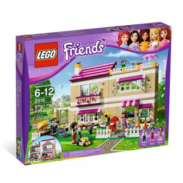 Lego Friends Traumhaus