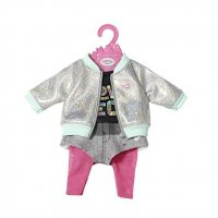 Zapf Creation Baby Born City Outfit 43cm Babypuppenkleidung