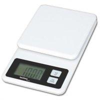 Technoline KW 110 Küchenwaage bis 3 kg Tara-Funktion Batterieendanzeige