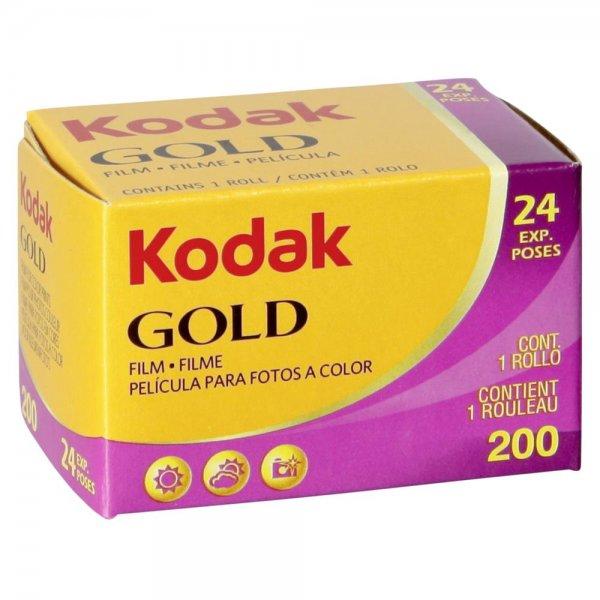 Kodak 1 Kodak Gold 200 135/24 # 6033955