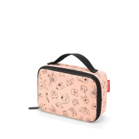 reisenthel thermocase kids cats and dogs rose Kühltasche Brotbox Frischebox Lunchbox Thermobox